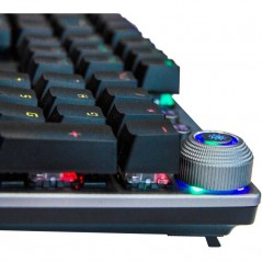 Teclado Gaming Mecánico Woxter Stinger RX 1000 KR